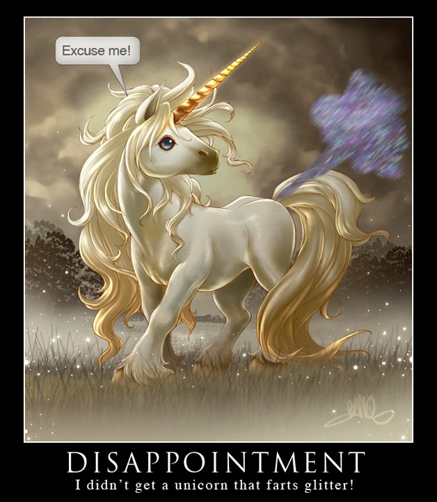 unicorn_glitterposter