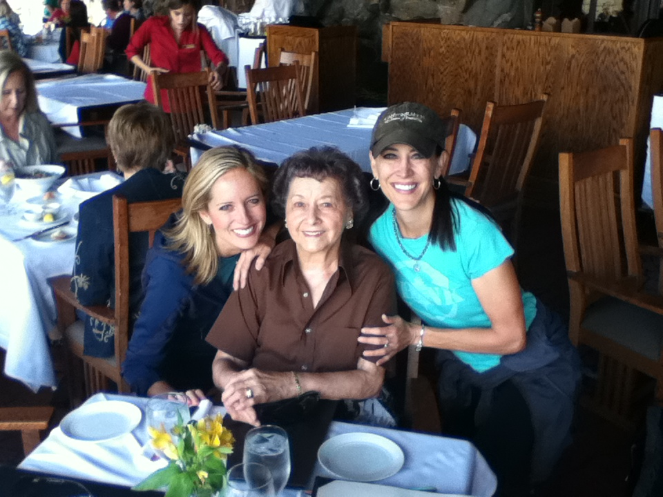 Steph Mom and Lisa Asheville