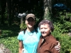 Steph and Mom Asheville 2