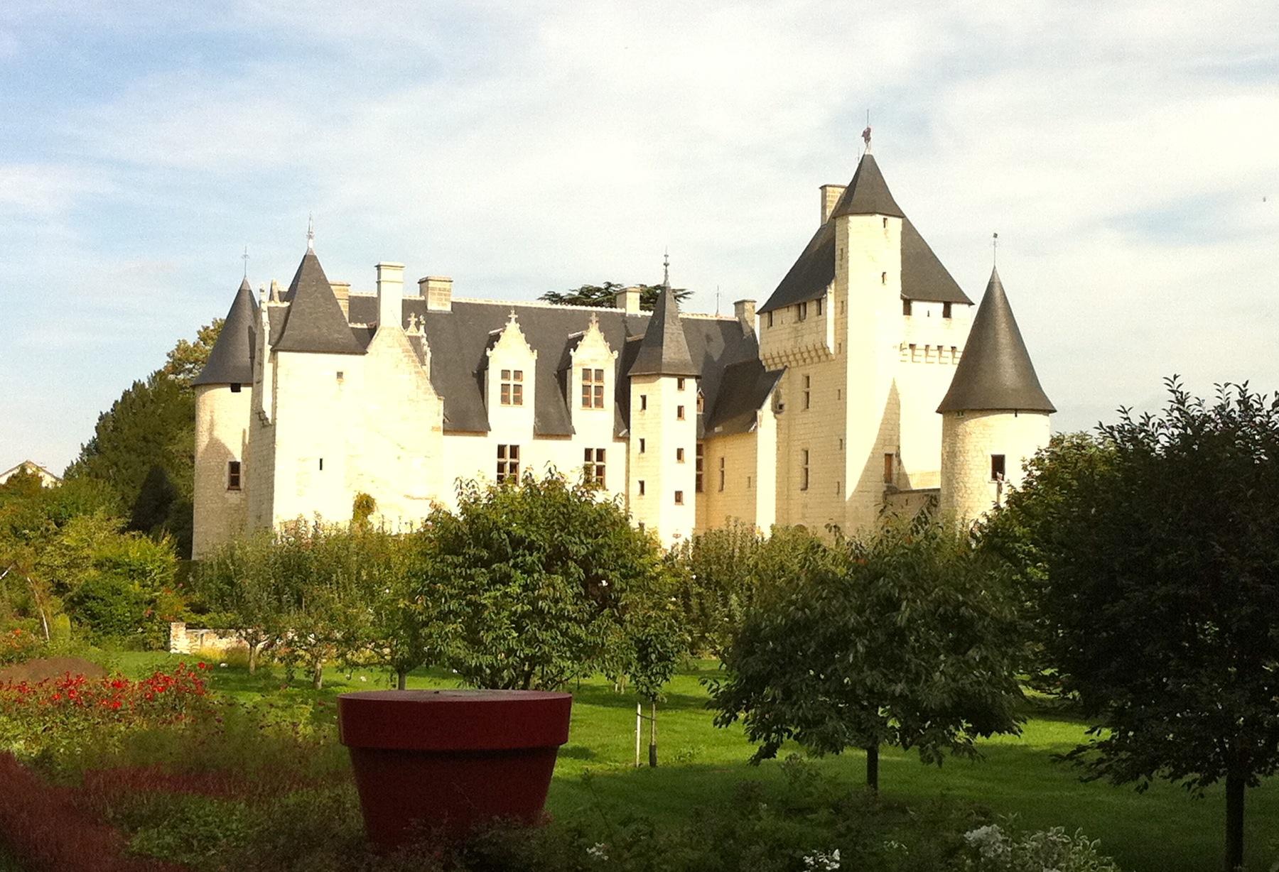 Chateau de Riveau