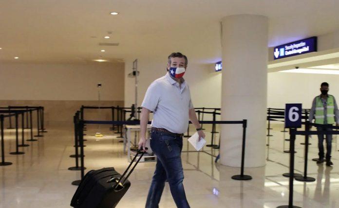 Ted Cruz Airport